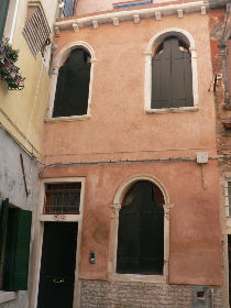 Ca' Do Pozzi house